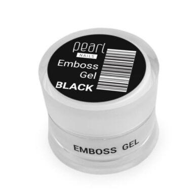 Emboss Gel - NEGRU 5ml