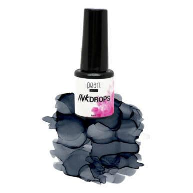 Cerneală decorativă InkDrops - negru 48