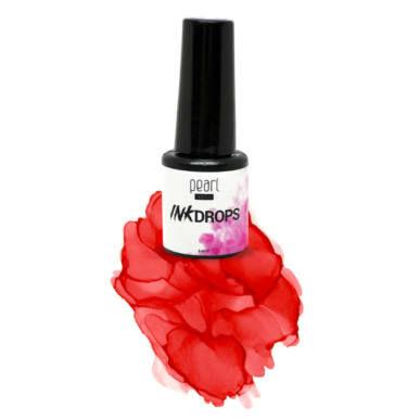 Cerneală decorativă InkDrops - roșu 14