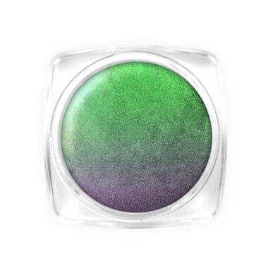 5D Galaxy Cat Eye Powder - Green-purple