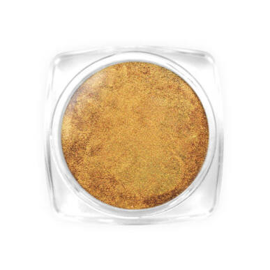 Holo Laser Effect Powder - Gold