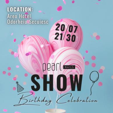 Pearl Nails Show ♡ Birthday Celebration