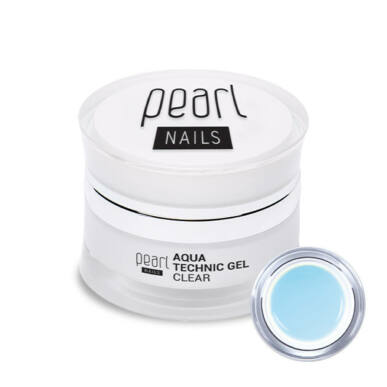 AQUA Technic Clear Gel - Albastru-Verzui/Transparent