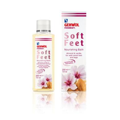 Esență băi de picioare GEHWOL FUSSKRAFT® SOFT FEET NOURISHING BATH, 200ml