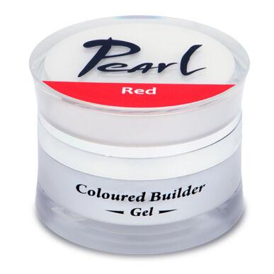 Gel de construcție colorat - Roșu