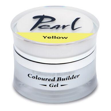 Gel de construcție colorat - Galben