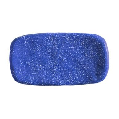 PlastiLine Glitter BLUE color gel -  Albastru