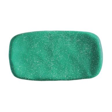 PlastiLine Glitter GREEN color gel - Verde