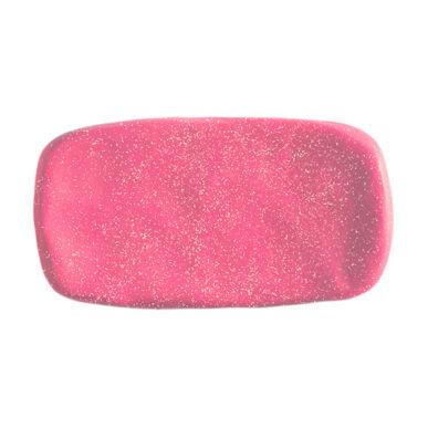 PlastiLine Glitter PINK color gel - Roz