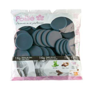 Pollié ceară tip dischete cu azulenă 1 kg