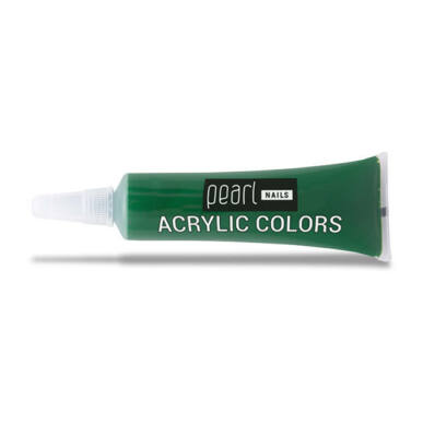 Vopsea acrilică 224 - Verde de Hooker