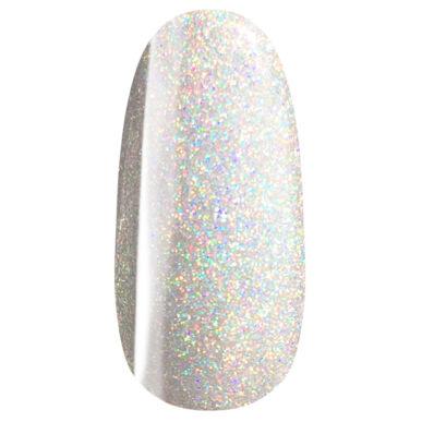 Oja semipermanenta Holoshine 1002 gel lac - cu microparticule strălucitoare multicolor