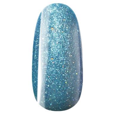 Oja semipermanenta Unicorn 507 gel lac - Albastru strălucitor