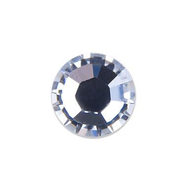 Cristale Pearl Nails SS5 215 Black Diamond - 50buc