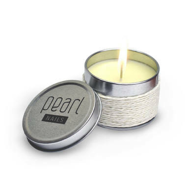 Pearl Nails lumânare parfumată, vanilie