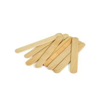 Spatule lemn pentru ceară 10buc