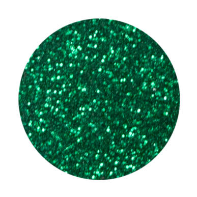 Glitter spray - Deep Green