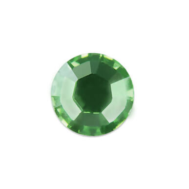 Cristale Pearl Nails SS10 214 Peridot