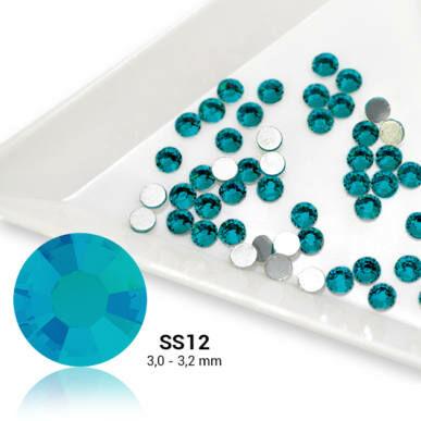Cristale SS12 Aquamarine - Albastru