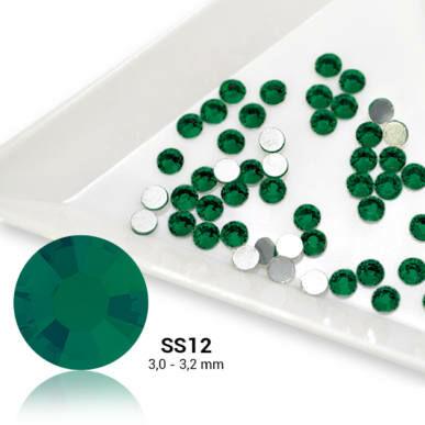 Cristale SS12 Emerald - Verde
