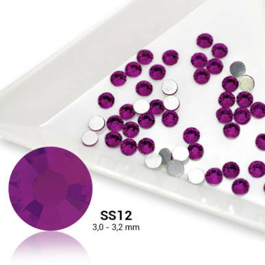 Cristale SS12 Dark Amethyst - Mov/Violet
