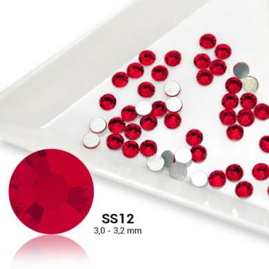 Cristale SS12 Siam - Roșu