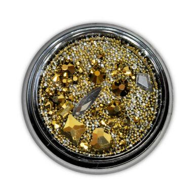 Mix caviar metalic 1