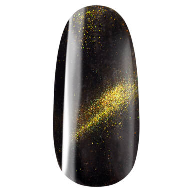 Ojă semipermanentă Galaxy Cat Eye Effect 701 - GOLDEN