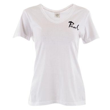 Tricou alb Pearl Nails