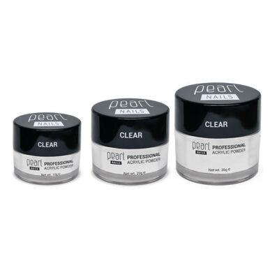 Prafuri acrilice - Clear - ALEGE
